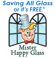 Mister Happy Glass